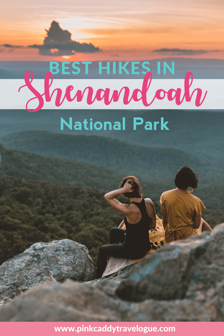 With over 500 miles of trails, Shenandoah National Park is a hiker's paradise! I've spent my whole life exploring the area, so here's a list of the best hikes in the park from a local. #virginia #hiking #shenandoahnationalpark #usa