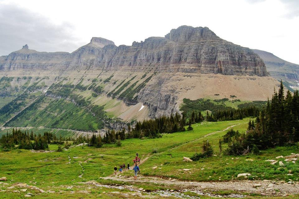 Hiking the Epic Highline Trail: Glacier National Park