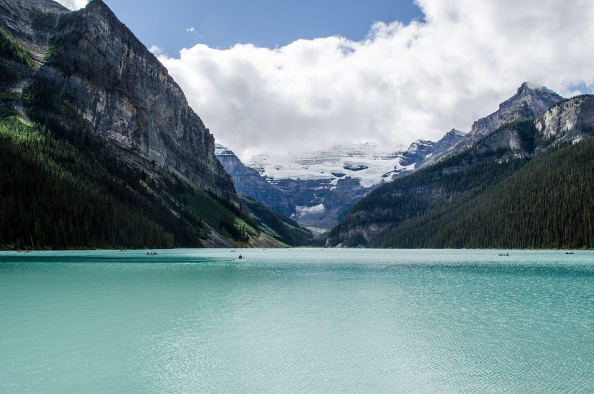 Best of Banff: Plain of Six Glaciers Hike