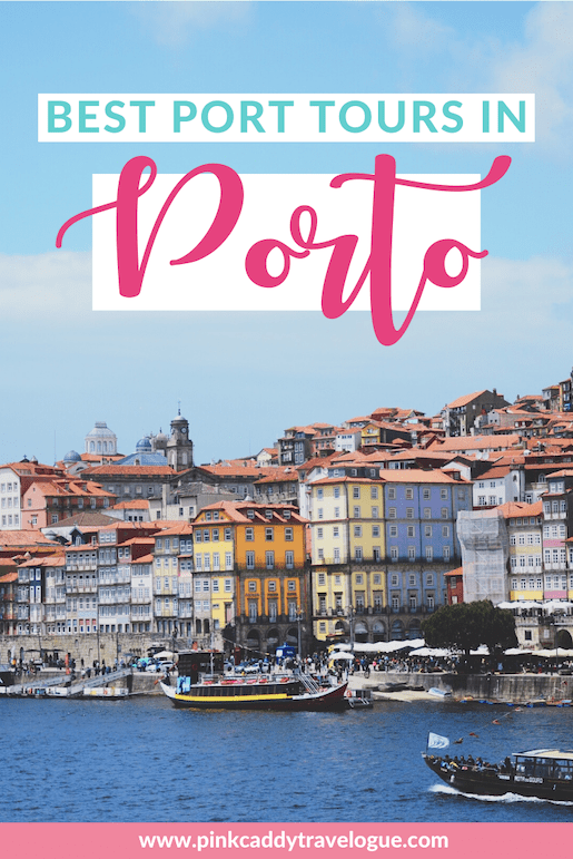 With so many port cellars in Porto, how do you choose which ones to tour? Check out this review of some of the best Porto wine tours! #portugal #porto #portwine #travel #europe