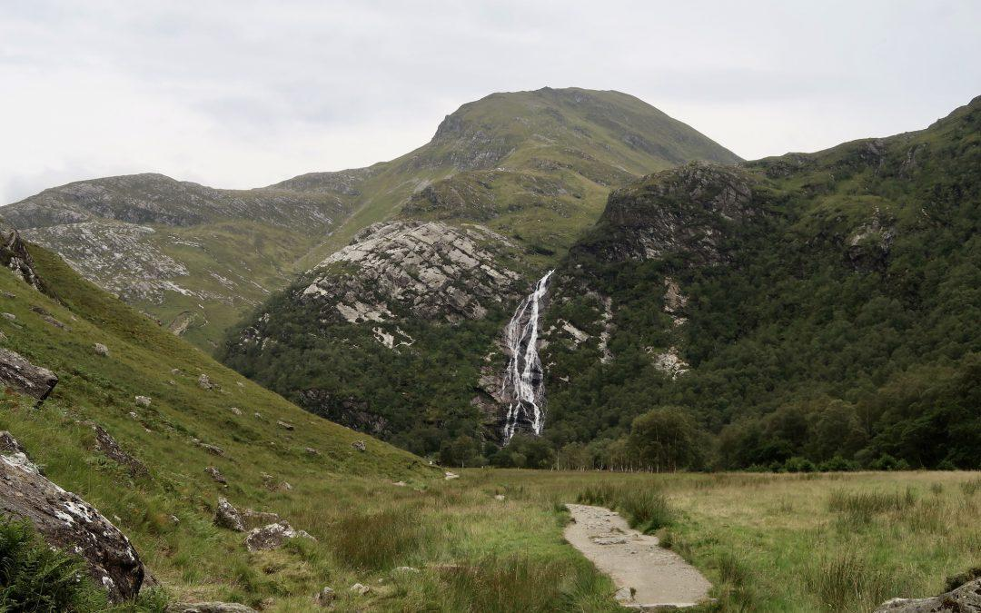 Short Trail, Big Payoff: Steall Waterfall Hike