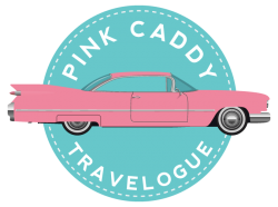 Pink Caddy Travelogue