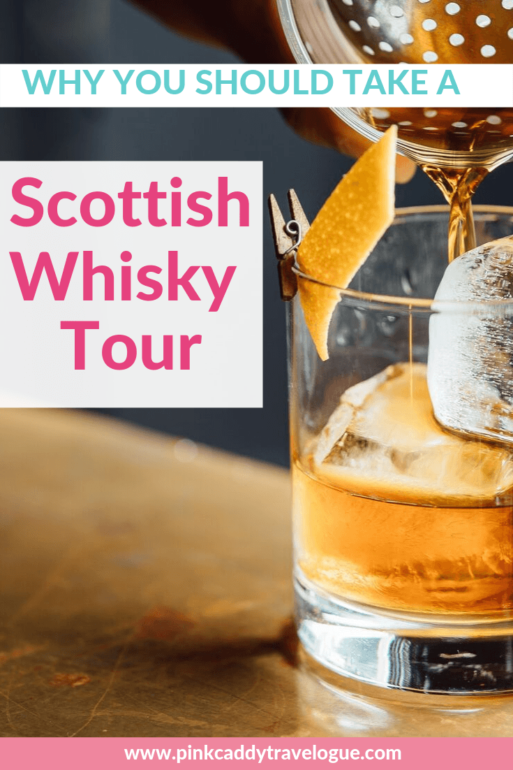 Headed to Scotland? Then consider taking a Scottish whisky tour! It's the best way to learn all about the country's most popular beverage, Scotch #scotland #travel #unitedkingdom #whisky
