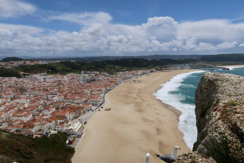 Nazare: Portugal itinerary