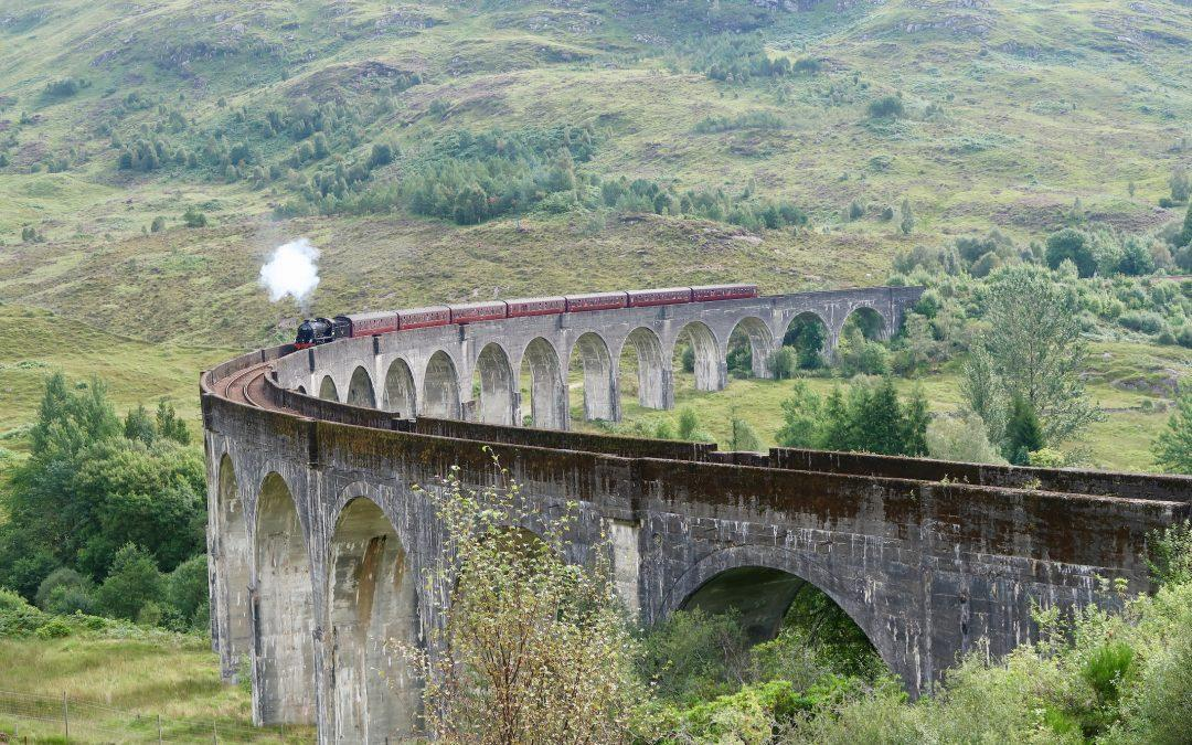How to See the Real-Life Harry Potter Train
