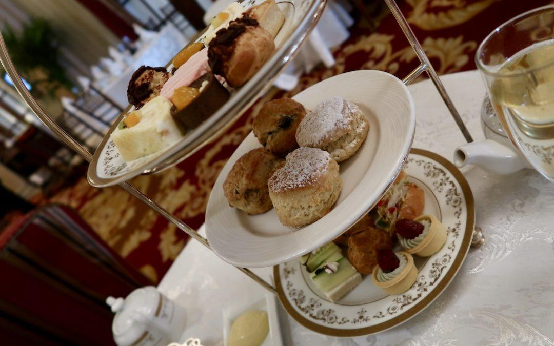 Finest Afternoon Tea in DC: The Willard Hotel