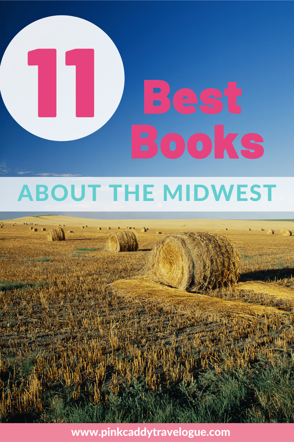 Planning a trip to the United States' Midwest region? Here are the best books to read to inspire Midwest travel! #northdakota #midwest #usa #chicago #travelbooks #reading