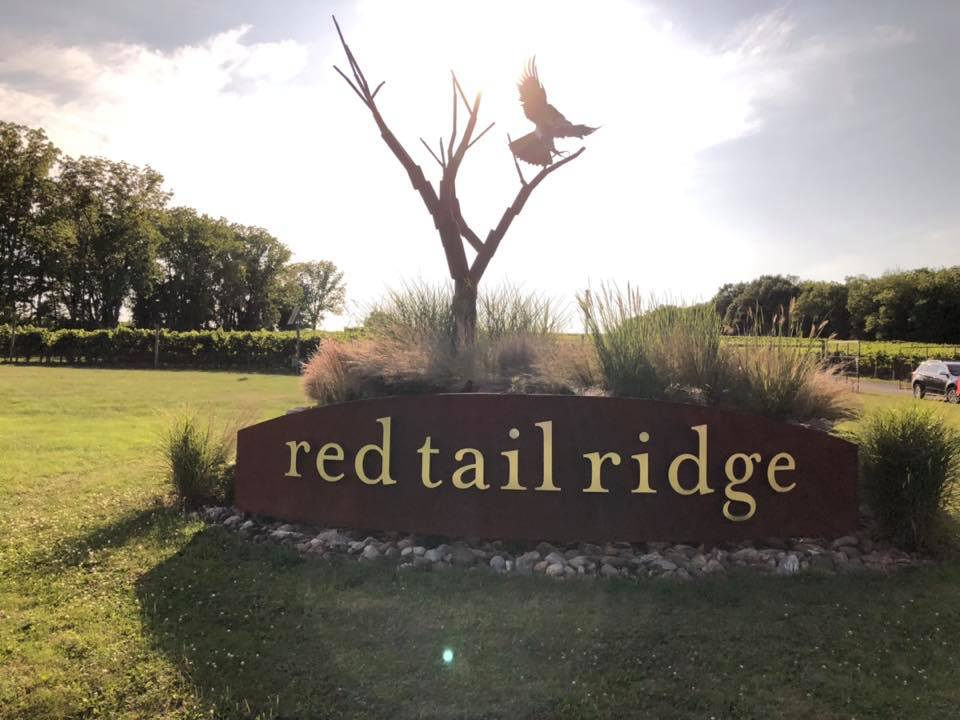 finger lakes wineries red tail ridge